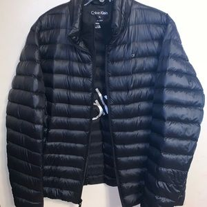 Calvin Klein Packable Premium Down Puffer Jacket